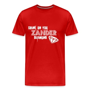 Shine on You Zander Diamond - Men's Premium T-Shirt