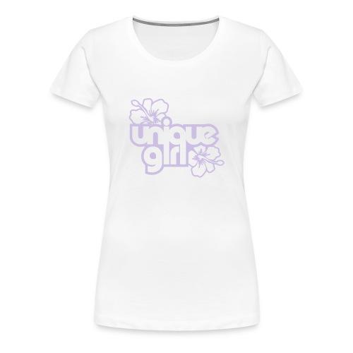 uniqe - Premium T-skjorte for kvinner