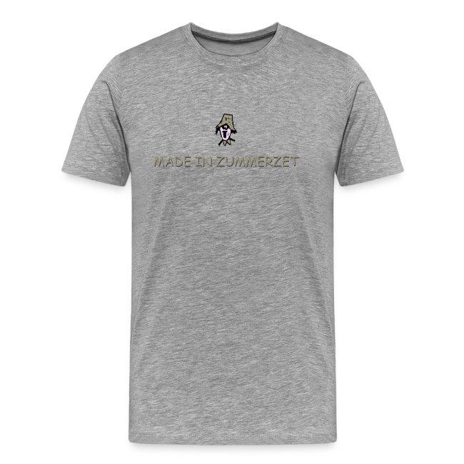 made in zummerzet classic t-shirt