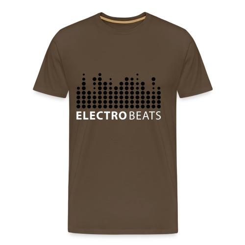 Electro Beats - Männer Premium T-Shirt
