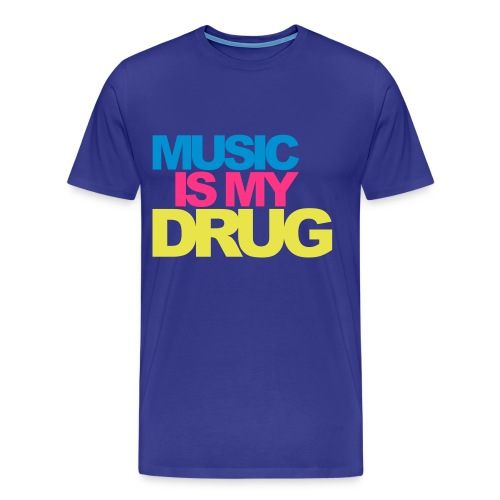 Men's Contrast T-shirt - Men's Premium T-Shirt