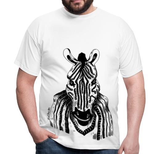 Sandra Barth Quagga - Männer T-Shirt