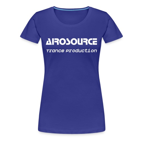 Women T-shirt with front inscription - Women's Premium T-Shirt