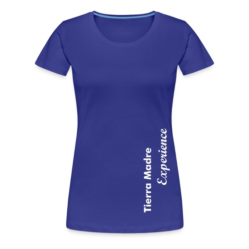 Girlie Top Experience Side - Women's Premium T-Shirt