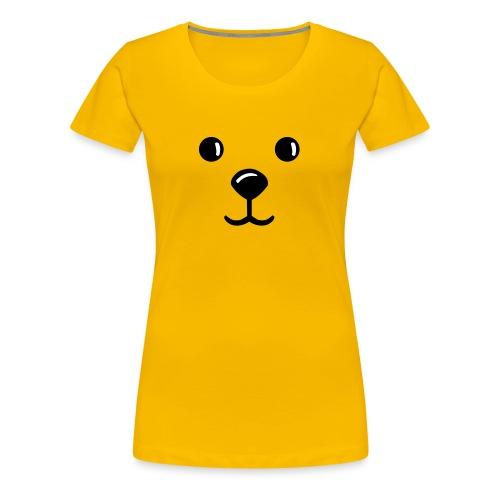 T shirt dog femme - T-shirt Premium Femme