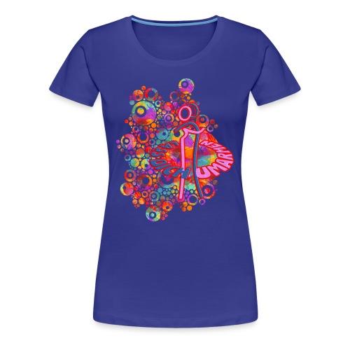 Lass dich Umarmen Shirty - Frauen Premium T-Shirt