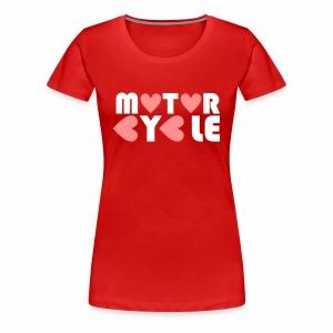 Motorcycle - Women's Premium T-Shirt
