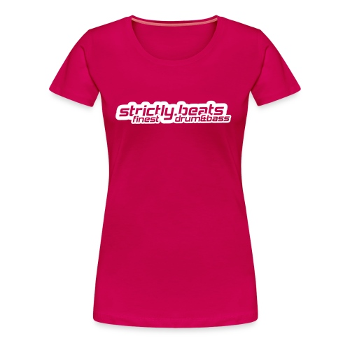 Frauen Shirt klassisch rubinrot - Frauen Premium T-Shirt