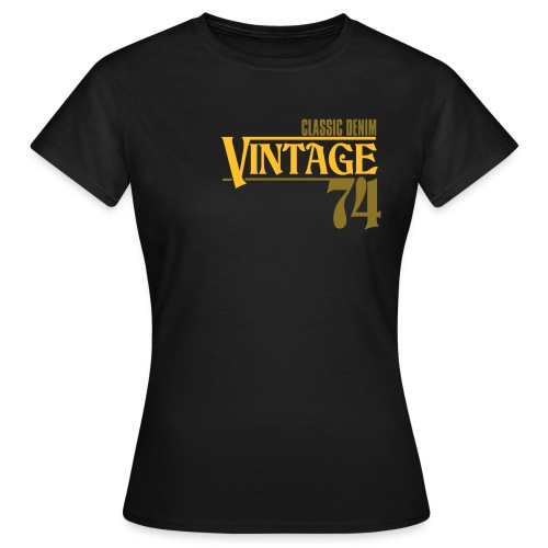 vintage t-shirt femme - T-shirt Femme