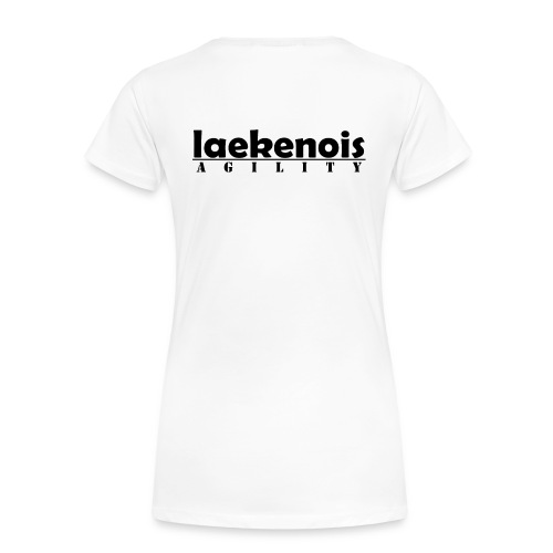 laekenois agility - T-shirt Premium Femme