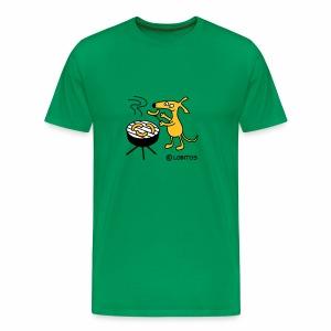 Grillgo - Männer Premium T-Shirt