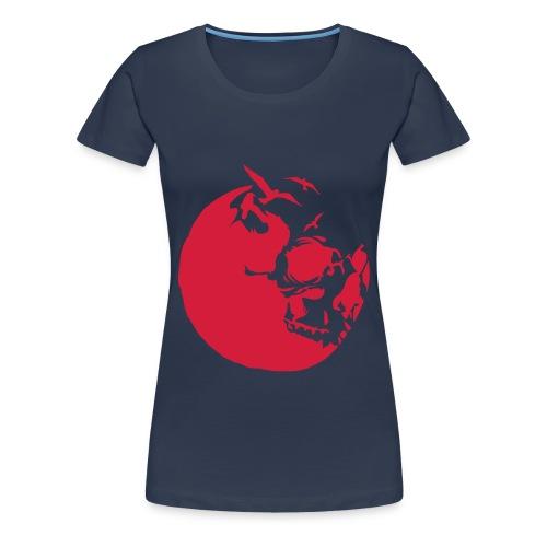 Skull Smashing! - Women's Premium T-Shirt