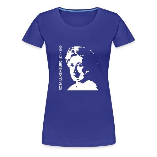 Rosa Luxemburg - T-shirt - Dam - Premium-T-shirt dam