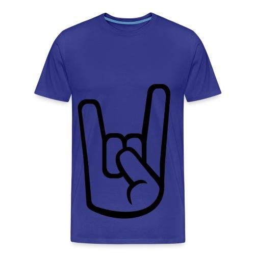 Herre T-Shirt Klassik - Herre premium T-shirt
