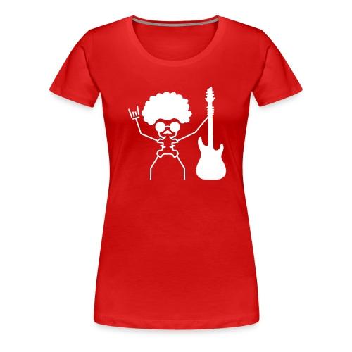 Joey RockstarShirt  - Frauen Premium T-Shirt