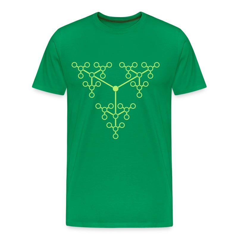 Three Points - Men's Premium T-Shirt