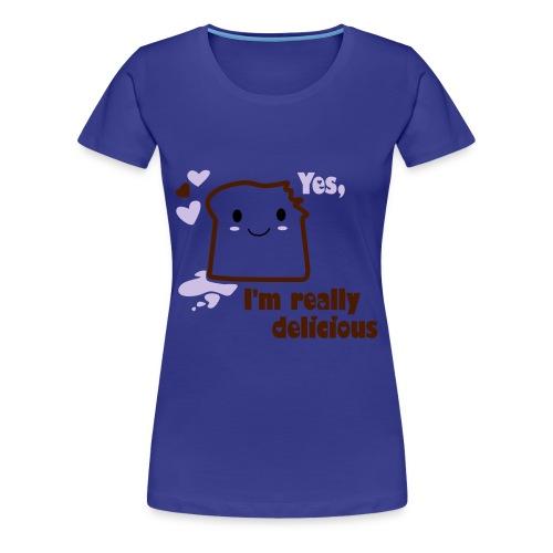 I´m delicious Shirty - Frauen Premium T-Shirt