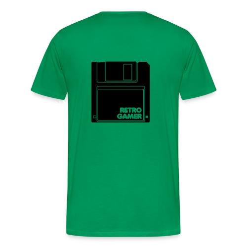 t-shirt retro - T-shirt Premium Homme