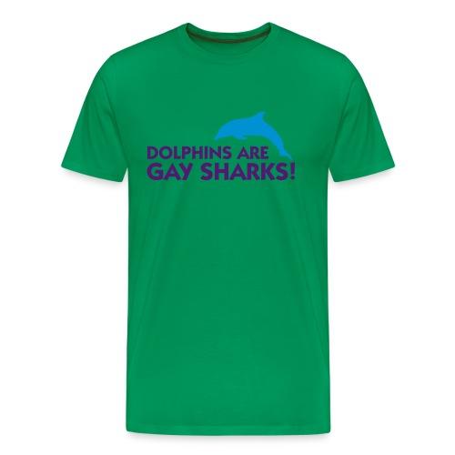 schwule Haie - Männer Premium T-Shirt