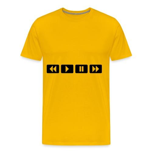 curse H2 - T-shirt Premium Homme