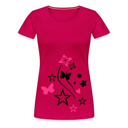 Tee-Shirt pour femme - T-shirt Premium Femme