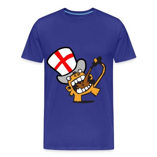 English Monkey - Men's Premium T-Shirt