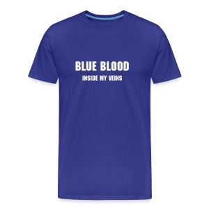Blue blood - Men's Premium T-Shirt