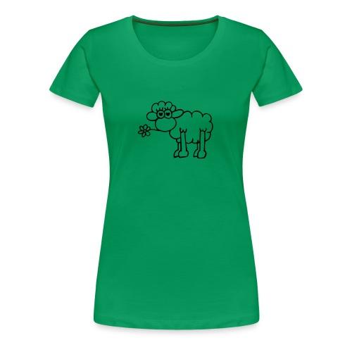 Le T-Shirt Basique - T-shirt Premium Femme
