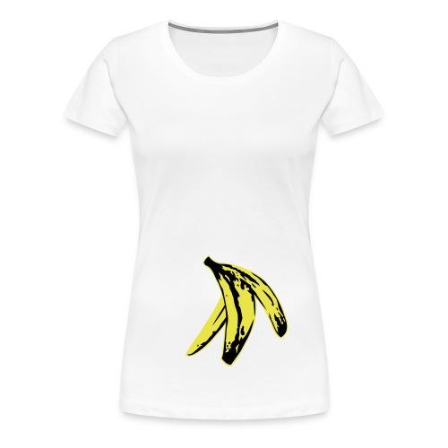 WARHOL BANANAS - Women's Premium T-Shirt