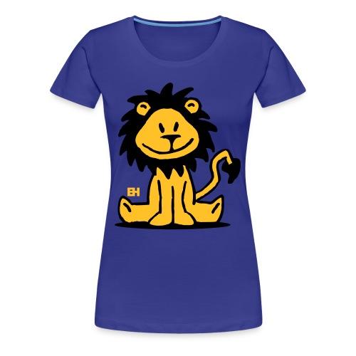 Lew - Koszulka damska Premium