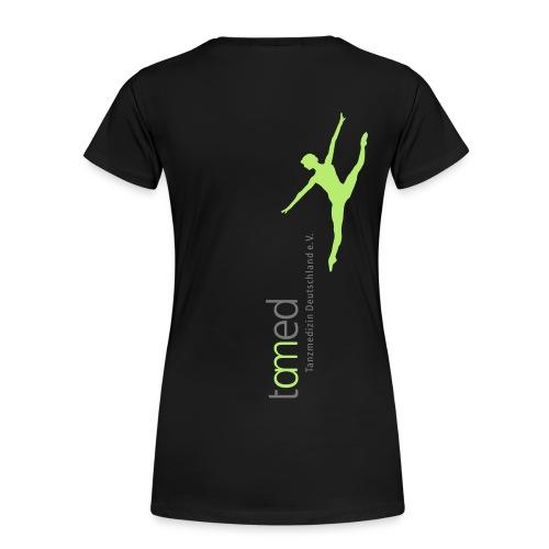 tamed - Girlieshirt - Frauen Premium T-Shirt