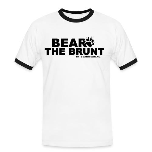 Bear The Brunt - Men's Ringer Shirt