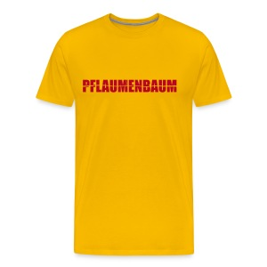 Pflaumenbaum - Men's Premium T-Shirt
