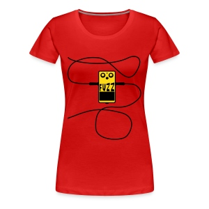 Fuzzbox jacked - Frauen Premium T-Shirt