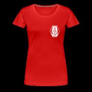 T-Shirts ~ Frauen Premium T-Shirt ~ T-Shirt mit Logo