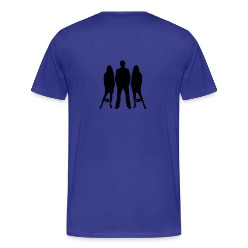 got special needs - Premium T-skjorte for menn
