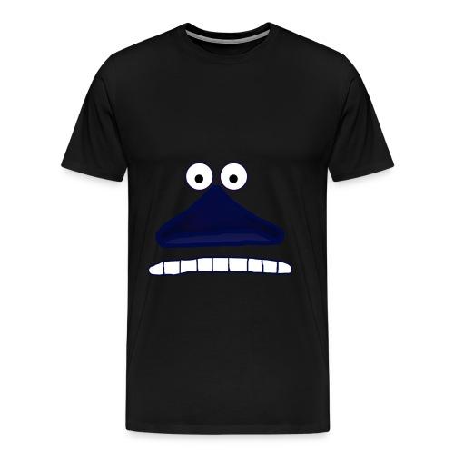The Mörkö - Miesten premium t-paita