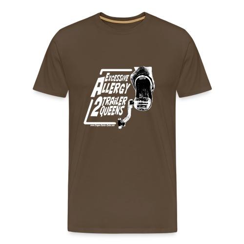 T-shirt Premium Homme - Excessive Allergy