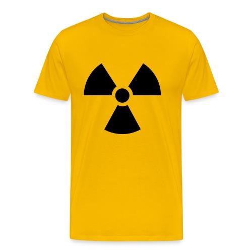Säteily - Miesten premium t-paita