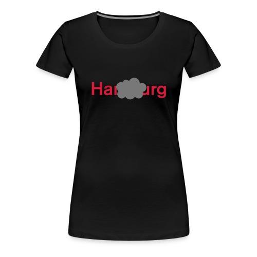 HaXXXrg T-Shirt - Frauen Premium T-Shirt