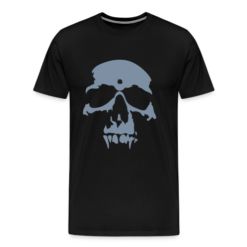 vampire skull - Mannen Premium T-shirt