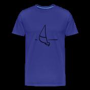 Sky Segelboot T-Shirts
