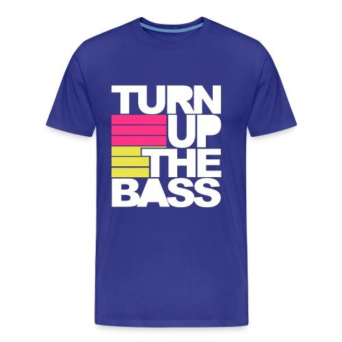 TurnUp - Camiseta premium hombre