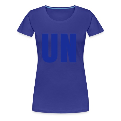 We're all on a mission! - Frauen Premium T-Shirt