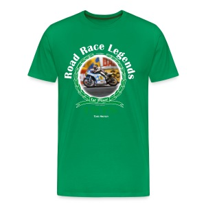 Road Race Legends 1978 - Men's Premium T-Shirt