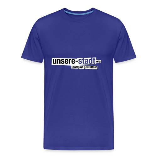 Unser Männershirt! - Männer Premium T-Shirt