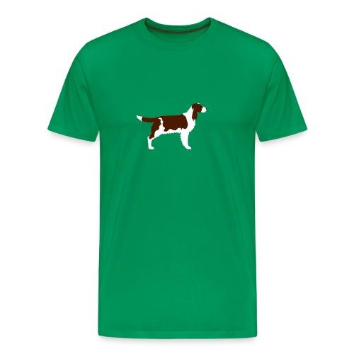 English Springer Spaniel - Männer Premium T-Shirt