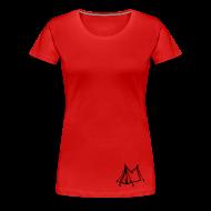 T-Shirts ~ Frauen Premium T-Shirt ~ GumpenHupfa Original Sportswear