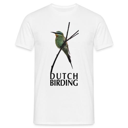Groene Bijeneter Men's Standard T-Shirt - Mannen T-shirt