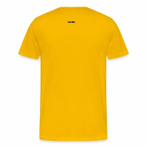 VINTAGE FLOODLIGHT - DAY - Men's Premium T-Shirt